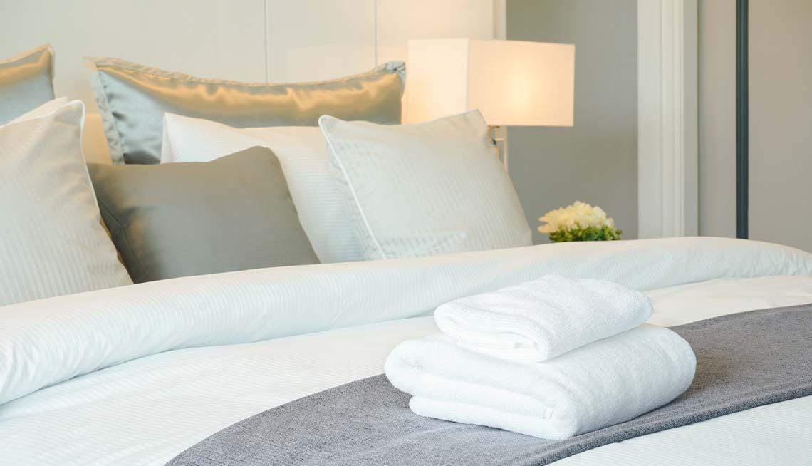 Guest Room Ideas House Cleaning Services in Kansas City