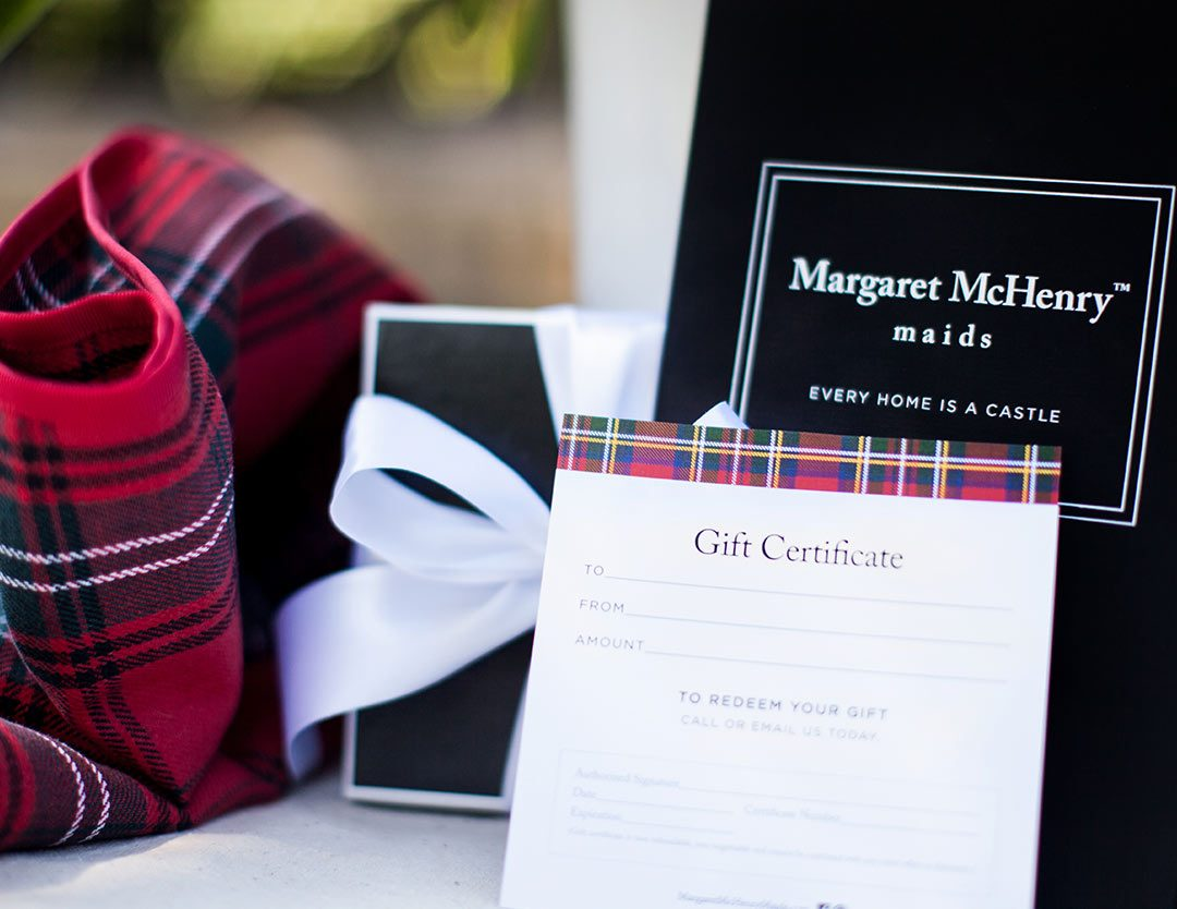Margaret Mchenry Maids Gift Certificates Kansas City Ks