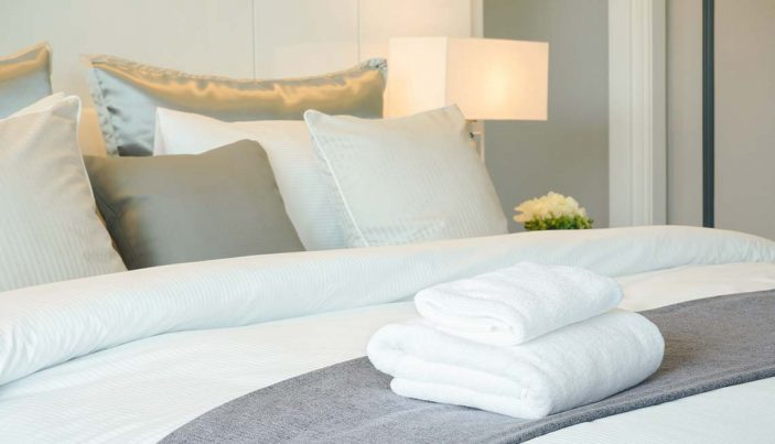 Guest Room Ideas_Margaret McHenry Maids-House Cleaning Services in Kansas City